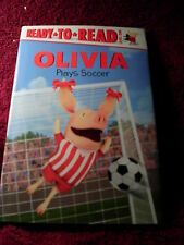 Olivia Plays Soccer - Gallo, Tina/ Osterhold, Jared new hardcover