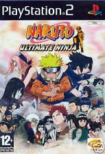 JEU PS2../...NARUTO ULTIMATE NINJA.....