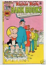 RICHIE RICH BANK BOOK$ :: 22 :: WAITING IN LINE COVER