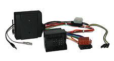 CAN Bus Radio Adapter für MERCEDES mit JVC Autoradio + Lenkradfernbedienung