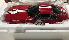Kyosho 1973 #22 Ferrari 365 GTB4 Competizione Daytona 1:18 Scale
