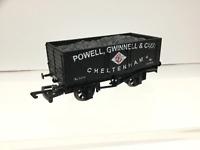 Dapol/Cotswold OO Gauge 7 Plank Wagon Powell Gwinnell