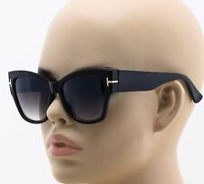 0a422cec826 Oversized Vintage Retro CAT EYE Anoushka Style Sun Glasses Thick Fashion  Frame
