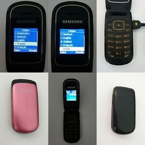 CELLULARE SAMSUNG GT E1150 GSM SIM FREE DEBLOQUE UNLOCKED NO E1190 SGH E2210B