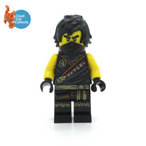Genuine Lego Ninjago Legacy Rebooted Cole Minifigure (njo575a) from 71736