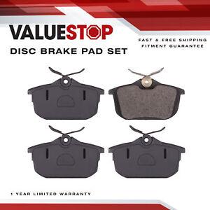 Rear Ceramic Brake Pads for BAIC D20, M50S, Smart Forfour; Volvo S40,  V40