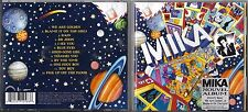 CD 12T MIKA THE BOY WHO KNEW TOO MUCH DE 2009 Enhanced CD TBE FRENCH STICKER