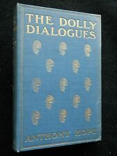 SIGNED; Anthony Hope Hawkins, Dolly Dialogues, 1901-1st, Howard Chandler Christy