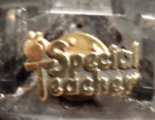 """PREOWNED """"SPECIAL TEACHER"""" PIN (61016)"""