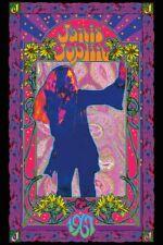 JANIS JOPLIN - 1967 - 24x36 MUSIC POSTER - PURPLE 60'S NEW/ROLLED!