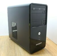 Zoostorm 7200 Windows 10 Tower PC Intel Core i5 4th Gen 3.2 4GB RAM 500GB WiFi