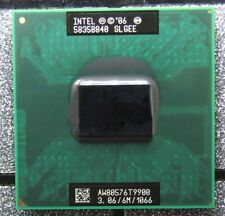 Intel Mobile Core 2 Duo T9900 3.06Ghz 6Mb 1066Mhz CPU Processor Socket P