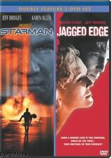 Starman/Jagged Edge (DVD, 2008, 2-Disc Set)