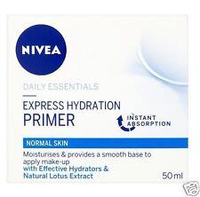 3 x Nivea Básicos Cotidianos Express Hidratación Prebase Normal Piel 50ml