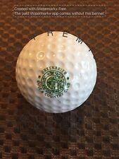 Logo Golf Ball-Greenbrier Golf And Country Club.Vintage.Kentucky.Rar e!