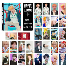 30Pcs /set KPOP Bangtan Boys Album LOVE YOURSELF Answer JIN Photo Card
