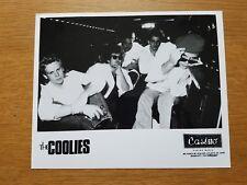 The Coolies 8x10 Black & White Press Promo Photo Promotional 90's Alt Rock Band
