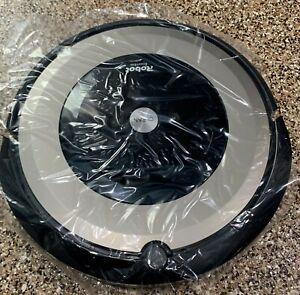Roomba E6 Barebones unit (no accessories/wheels/motor/etc) pcb cliff 6198 e6134