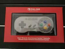 Nintendo Switch Super Nintendo SNES Controller - Original - Neu - Rarität