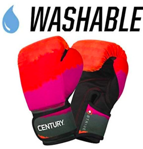 Century Strive Machine Washable Women's Boxing Glove Dream Sunrise10 oz, Orange