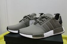 NEW Adidas NMD R1 Trace Cargo / Core Black Mens Size SZ 9.5 BA7249 DS Deadstock