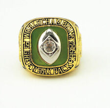 1965 Green Bay Packers World Championship Ring //