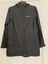COLUMBIA RAIN COAT SIZE S