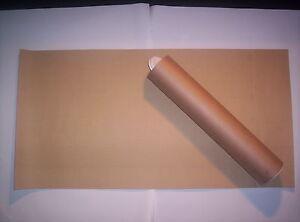 DIY Plain Flexoid Oil Resistant Gasket Paper 1.5mm thick (1000x500mm Sheet)