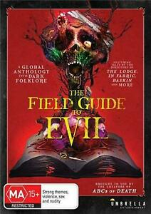 The Field Guide to Evil (DVD)  NEW/SEALED