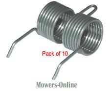 10x Atco Qualcast Scarifier Spring Tine F016T47920 Cassette Lawn Rake