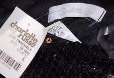 Collarless Tops Textured Regular Size for Women