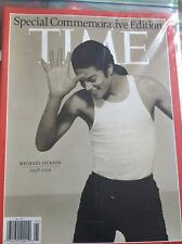 TIME MAGAZINE MICHAEL JACKSON SPECIAL COMMEMORATIVE EDITION NEW JULY 2009
