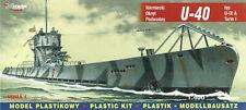 Mirage Hobby 40045 Deutsches u bote u-40 tipo U-IX a torre i - - 1:400