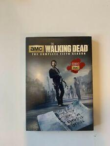 The Walking Dead: Season 5 New unopened