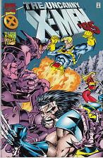 UNCANNY X-MEN ANNUAL '95...VF/NM...1995...64 Pages...Bryan Hitch...Bargain!