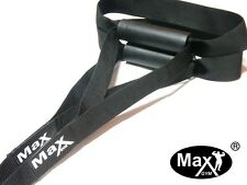 MaxGym®  Trainer. Suspension straps training. Body trainer. MMA Trainer black`