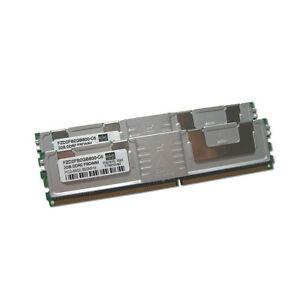 4GB Kit (2x2GB) DDR2 PC2-6400 800MHz FB DIMM Memory RAM for Apple Xserve 8 Core