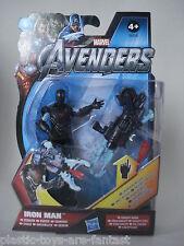 MARVEL THE AVENGERS 2012 - Iron Man STEALTH 3.75 FIGURE MOC NEW