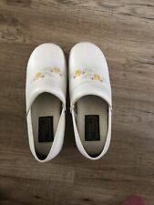 Moheda Toffeln Swedish Clogs Leather Nursing Women size 41