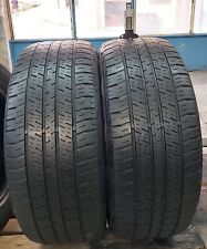 PNEUMATICI GOMME USATE CONTINENTAL 4X4 CONTACT 235 - 55 / R17 - 99V[COD.859] M+S