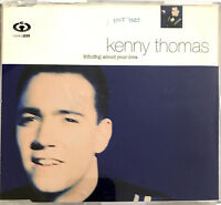 KENNY THOMAS : THINKING ABOUT YOUR LOVE - [ CD MAXI REMIX ]