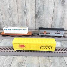 MEHANO - H0 - 3 tlg. Güterwagen-Konvolut - #Y13785