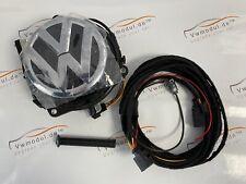 Neu Original VW Golf 5 6 Beetle Eos Passat 3C CC Emblem Rückfahrkamera RFK Kabel