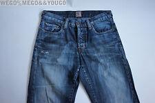 PRPS Goods & Co Men Jeans E65P37X Barracuda Frosty Blue Jeans Indigo size 30