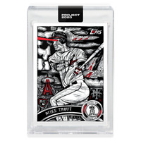 Topps PROJECT 2020 Card 121 - 2011 Mike Trout by JK5