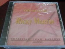SUPERSTAR KARAOKE CD+G SKG 532 RICKY MARTIN MULTIPLEX 12 TRACKS