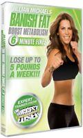 Nuevo Jillian Michaels - Desterrar Grasa - Impulsar Metabolismo DVD