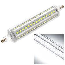 12W R7s LED Dimmbare Leuchtmittel 135mm Fluter Halogenstab 360°wei? Licht Neu