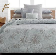 Calvin Klein Presidio Wake 3 Piece Queen Size Comforter Set Cotton w/ Shams NEW