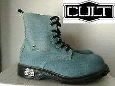 """CULT """"BELLISSIMO ANFIBIO  COL. JEANS  N° 37-39-40 NUOVO"""""""